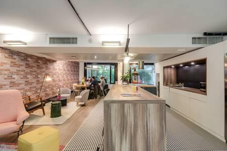 WOJO / Nextdoor Neuilly-sur-Seine : Jardin et Coin Gourmet, Salle de location Neuilly-sur-Seine  #0