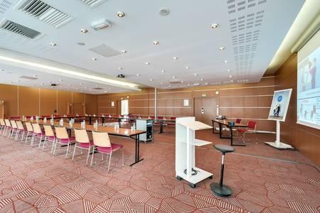 Novotel Paris 17 : Salle Monceau, Salle de location Paris Pereire #0