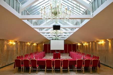 Les Salons Hoche : Salon Vendôme, Salle de location Paris Parc monceau #0