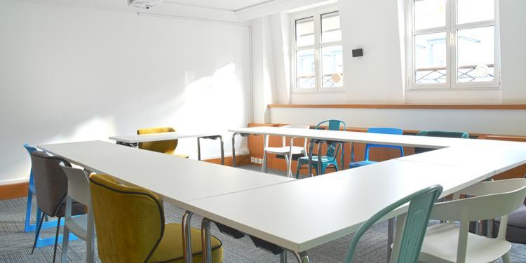 Deskéo Saint Honoré :  Salle 503, Salle de location Paris Madeleine #0