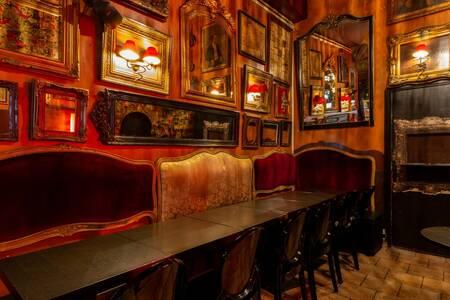 La Baraque, Bar Paris Roquette #0