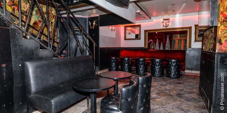 La Baraque, Bar Paris Roquette #1