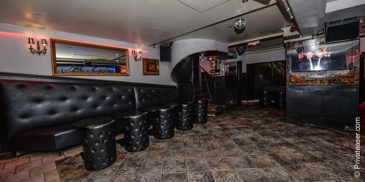 La Baraque, Bar Paris Roquette #3