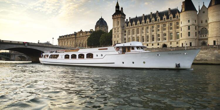 Les Yachts de Paris - Excellence, Salle de location Paris Arsenal #0