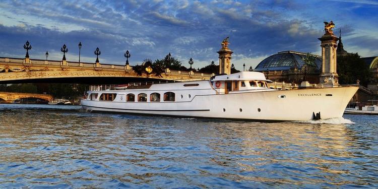Les Yachts de Paris - Excellence, Salle de location Paris Arsenal #0