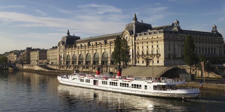 Les Yachts de Paris - Paquebot, Salle de location Paris  #0