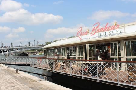 Le Rosa Bonheur sur Seine, Restaurant Paris  #0