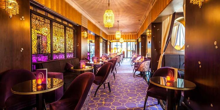 Le Purple Bar, Bar Paris Courcelles #0