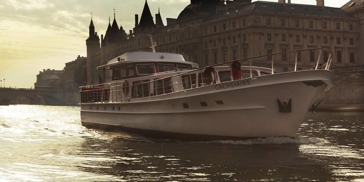 Les Yachts de Paris - Cachemire, Salle de location Paris Arsenal #0