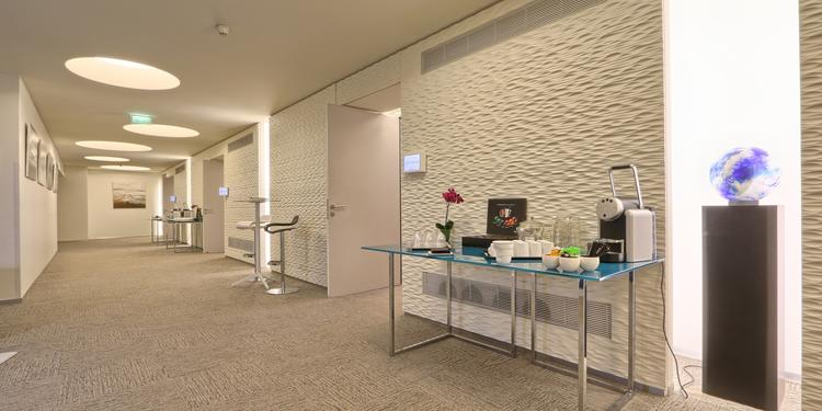 Le Centre de Conférences Capital 8 : Petit Salon, Salle de location Paris La plaine Monceau #0