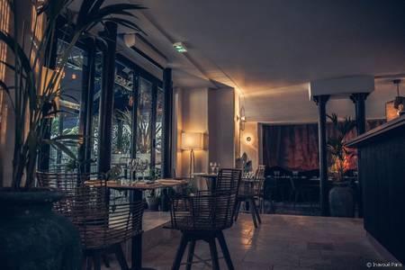 L'inavoué restaurant, Restaurant Paris-1ER-Arrondissement  #0