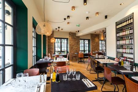 Fuxia Porte Maillot - Restaurant, Restaurant Paris Porte Maillot #0