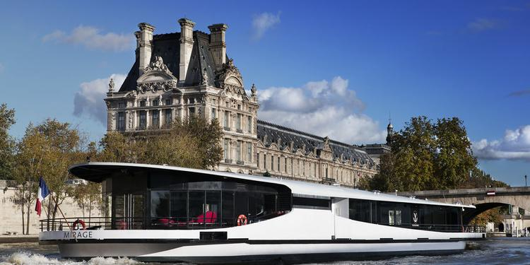 Les Yachts de Paris - Mirage, Salle de location Paris Arsenal #0