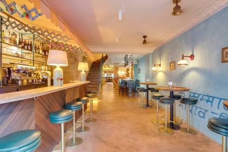 Papadoom Kitchen, Bar Paris Grands Boulevards #0
