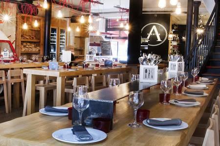 Le A noste, Restaurant Paris  #0