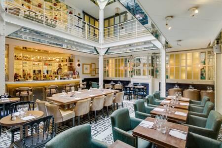 Les Chouettes - Restaurant, Restaurant Paris Le Marais #0