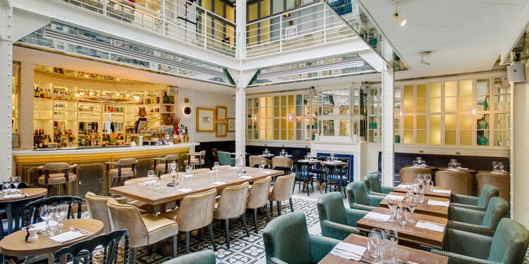 Les Chouettes, Restaurant Paris Le Marais #0