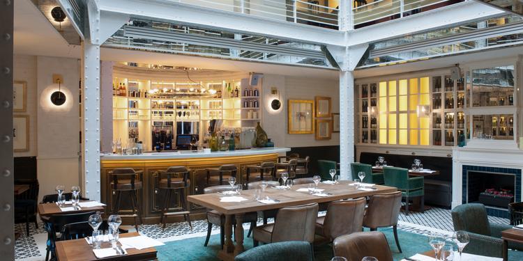Les Chouettes, Restaurant Paris  #0