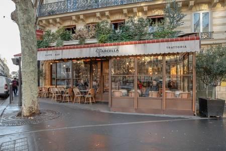 Marcella, Bar Paris Villiers #0