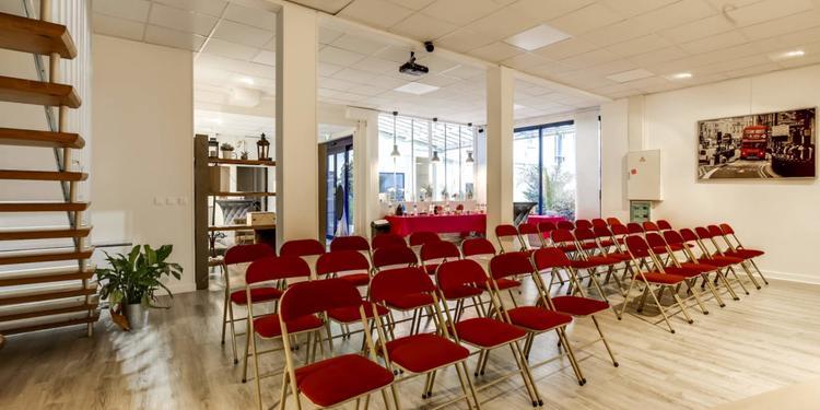 Espace Saint Antoine : Salle Roland Garros, Salle de location Paris Nation #0