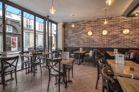 Le Royal Bergère, Bar Paris Grands Boulevards #0
