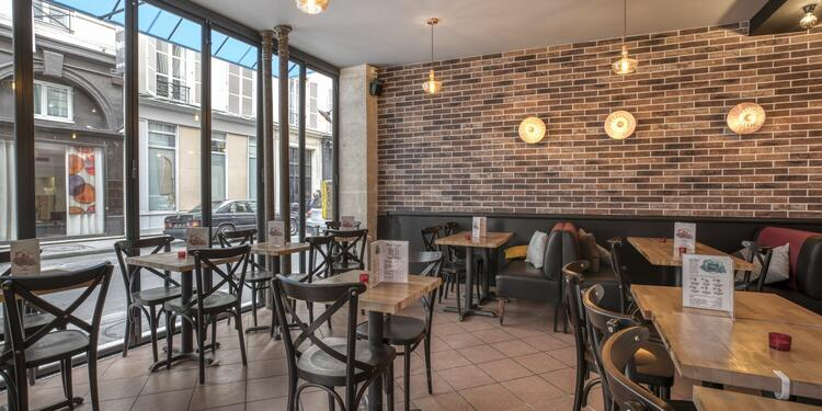 Le Royal Bergère (restaurant), Restaurant Paris Grands Boulevards  #0