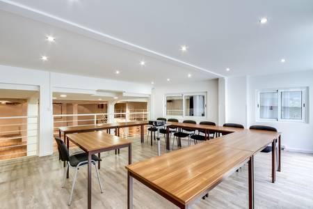 Espace Batignolles : salle Venus, Salle de location Paris La fourche  #0