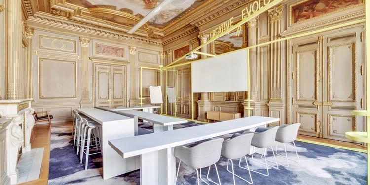 WOJO / Nextdoor Saint Lazare : Salles de réunion, Salle de location Paris  #0