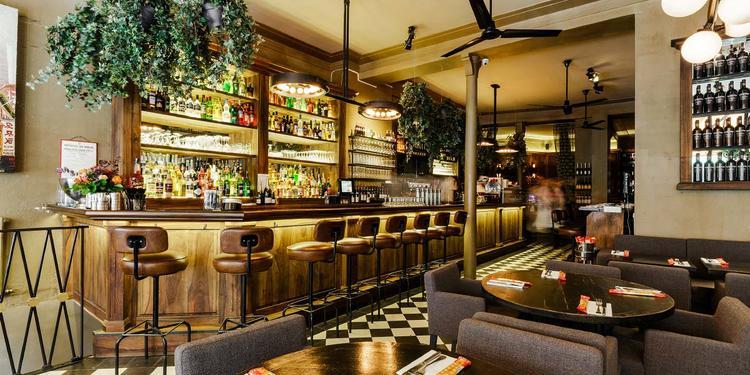 Le Bianca, Restaurant Paris Bourse #0