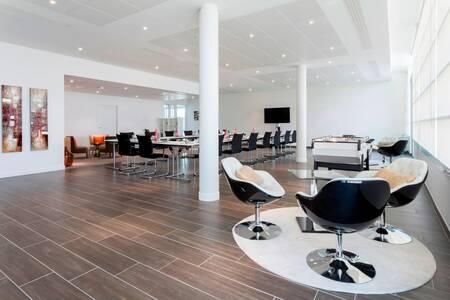 AC Hotel Paris Le Bourget : Salon Escale, Salle de location Dugny Le Bourget #0