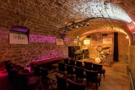 38 Riv - Jazz Club & Bar, Salle de location Paris Le Marais #0