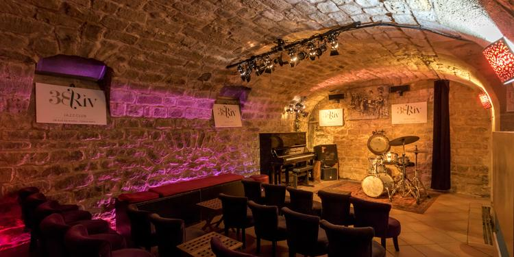 38 Riv - Jazz Club & Bar, Salle de location Paris Le Marais #0