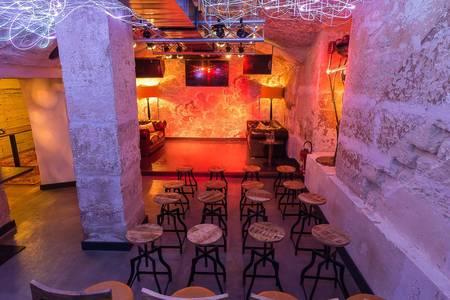 The Frog & Underground : Bottom Room, Salle de location Paris grand boulevards #0