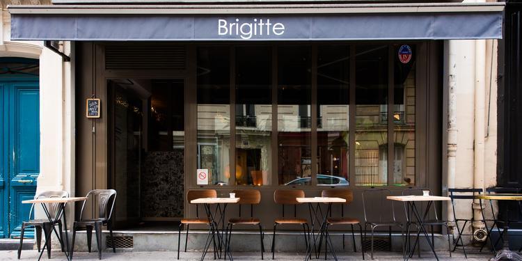Brigitte, Bar Paris Canal Saint Martin #0