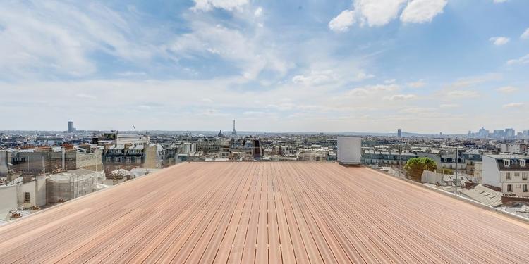 Le Dernier Etage, Salle de location Paris Place de Clichy  #0