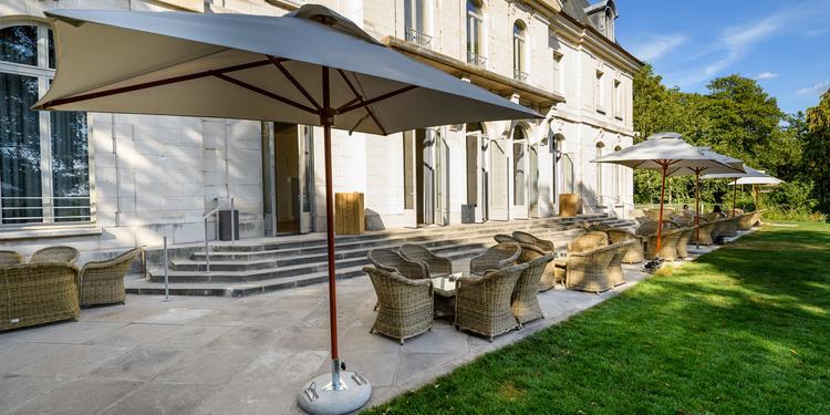 Le Château de Longchamp, Salle de location Paris Bois de boulogne  #0