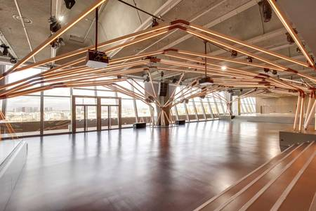 Terminal 7, Salle de location Paris Porte de Versailles #0