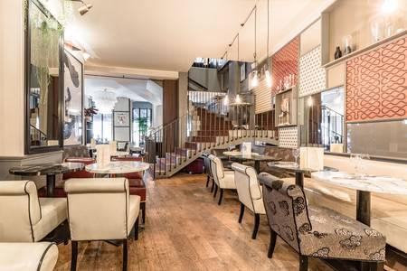 Les Minimes - Restaurant, Restaurant Paris Marais #0