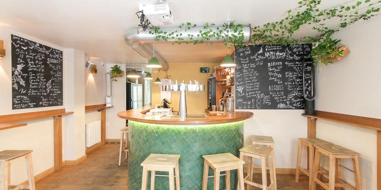 La toute petite culotte, Bar Paris La Motte-picquet #0