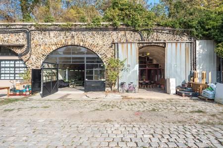 Fort Recup : Casemate IV, Salle de location Aubervilliers  #0