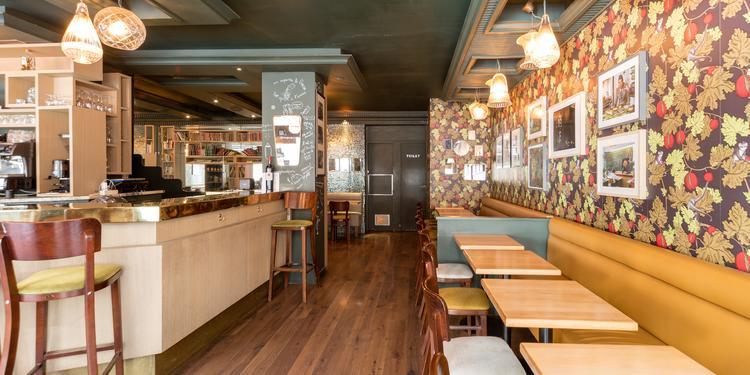 O vagabond, Bar Paris Saint-Philippe-du-Roule #0