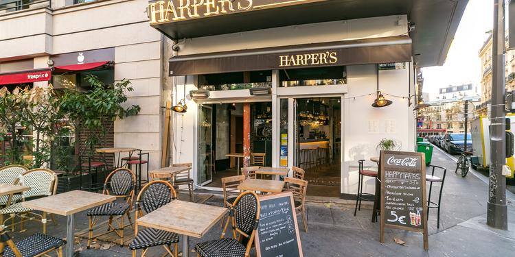 Harper's Paris 15, Bar Paris Falguiere #0