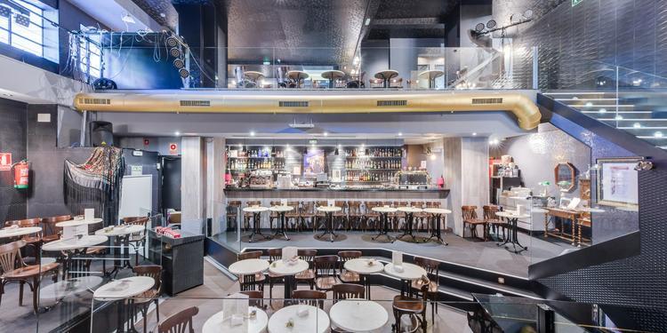 El Rincón de la Rodriguez, Sala de alquiler Madrid Prosperidad #0