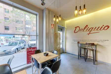 Deliquio Madrid, Bar Madrid Prosperidad #0