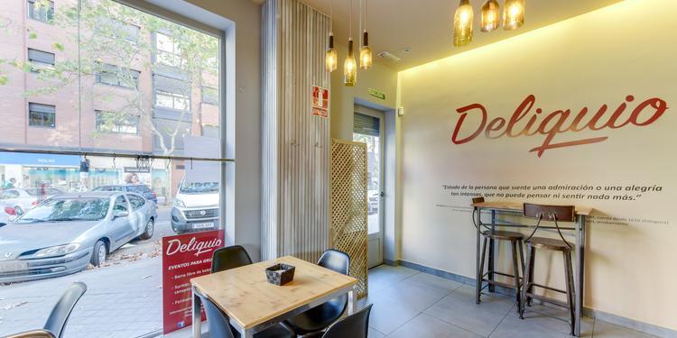 Deliquio Madrid, Restaurante Madrid Prosperidad #0