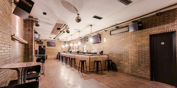 Malaba Club Madrid, Sala de alquiler Madrid Quevedo #0