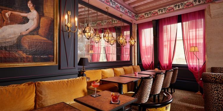 Hôtel de Jobo : Salle de réception, Salle de location Paris Le Marais #0