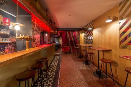 Le Sanz, Bar Paris Bastille #0