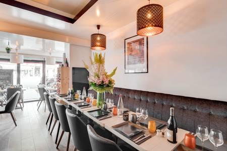 Le Poivre Rose, Restaurant Paris Porte de Saint-cloud #0