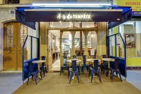 Avis de TEMPETE, Bar Paris Rochechouart #0